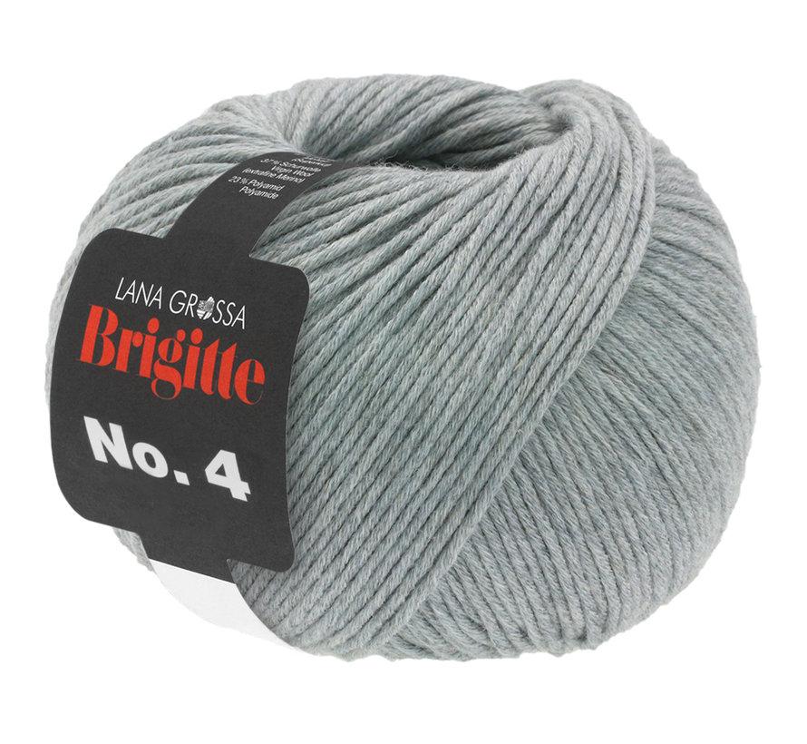 Brigitte NO.4 018 Kleur: Licht Grijs