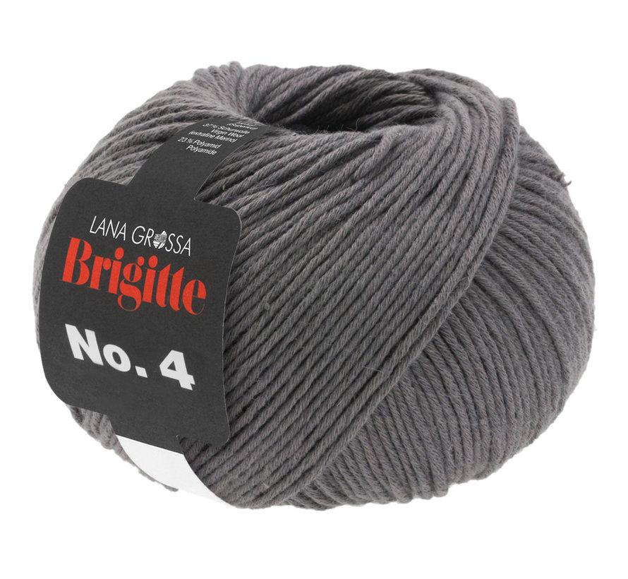Brigitte NO.4 020 Kleur: Grijs Bruin