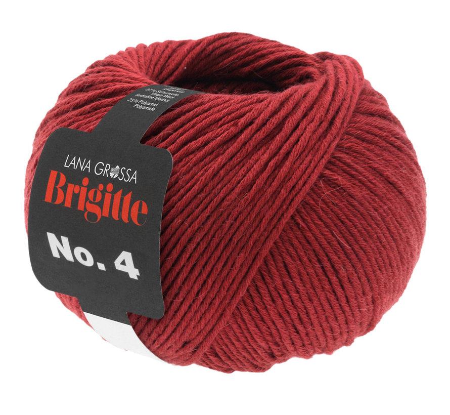 Brigitte NO.4 023 Kleur: Wijn Rood