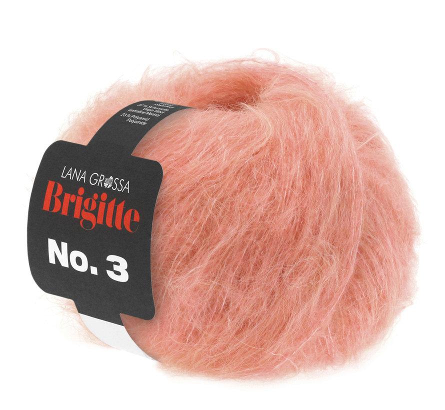 Brigitte NO.3 025 Kleur: Oud Roze