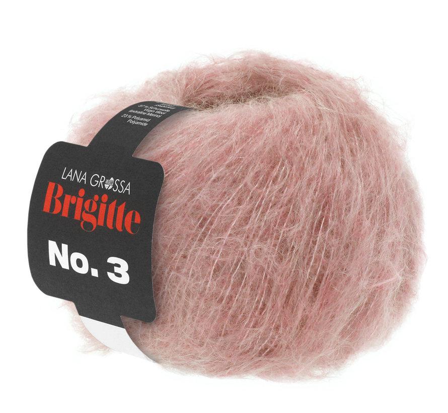 Brigitte NO.3 026 Kleur: Poeder Roze