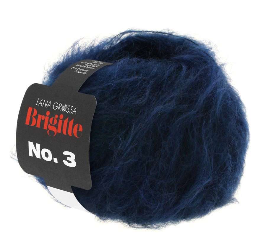 Brigitte NO.3 012 Kleur: Nacht Blauw