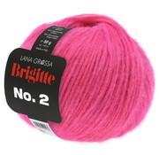 Lana Grossa Brigitte NO.2 019 Kleur: Roze