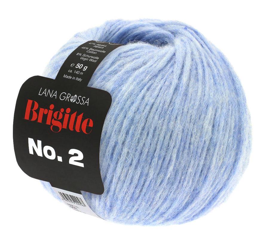 Brigitte NO.2 023 Kleur: Licht Blauw