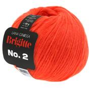 Lana Grossa Brigitte NO.2 025 Kleur: Koraal