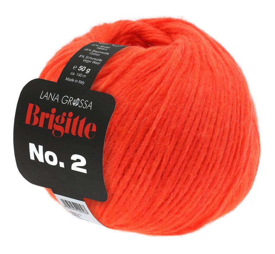 Brigitte NO.2 025 Kleur: Koraal