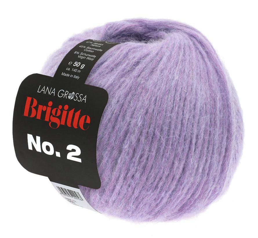 Brigitte NO.2 026 Kleur: Lila