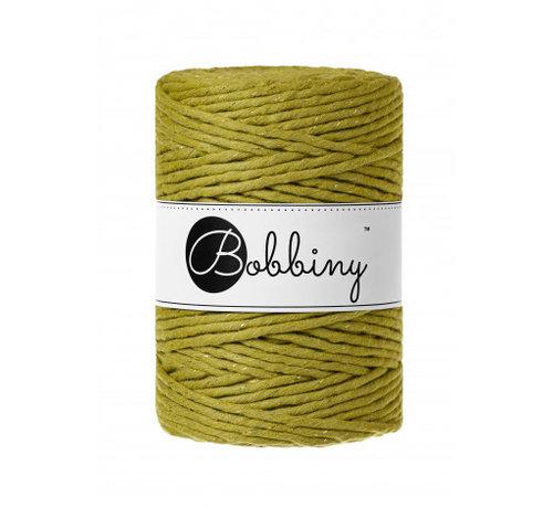 Bobbiny Bobbiny Macrame cord 5mm Golden Kiwi