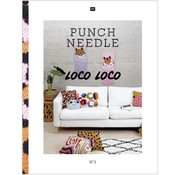 Rico Design Rico Design Punch Needle nr.3 Loco Loco