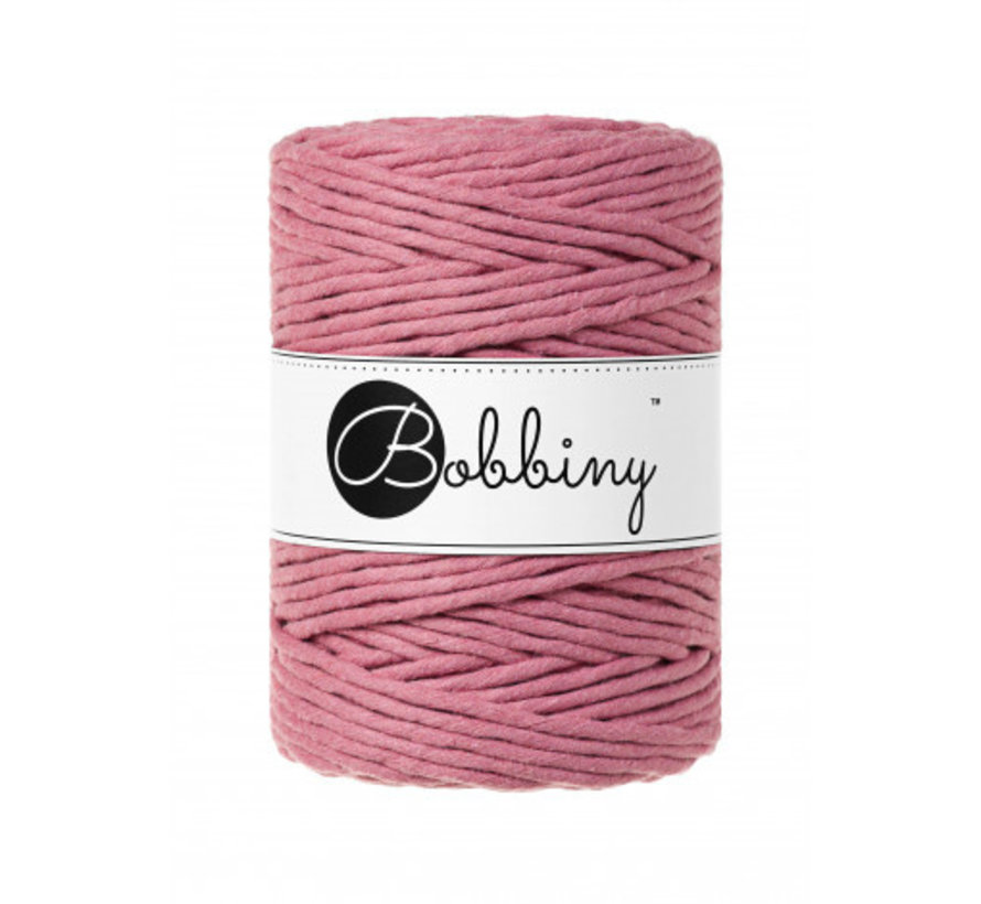 Bobbiny Macrame cord 5mm Blossom
