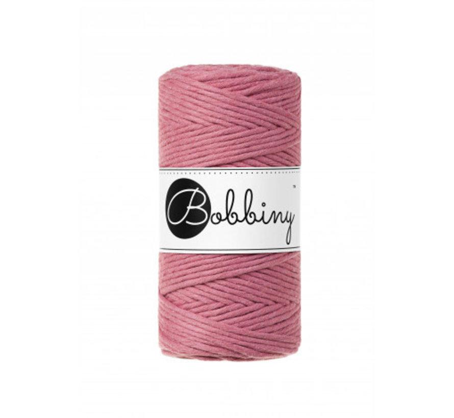 Bobbiny Macramé cord 3mm Blossom