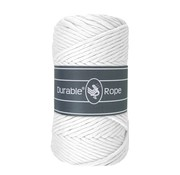 Durable Durable Macrame Rope 5mm 310 Kleur: White