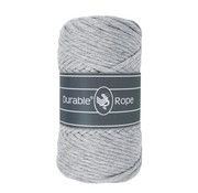 Durable Durable Macrame Rope 5mm 2232 Kleur: Light Grey