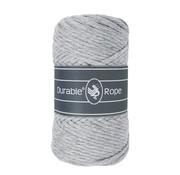 Durable Durable Macrame Rope 5mm 2232 Kleur: Light Grey