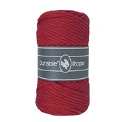 Durable Durable Macrame Rope 5mm 316 Kleur: Red