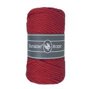 Durable Durable Macrame Rope 5mm 316 Kleur: Red