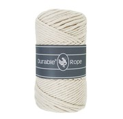 Durable Durable Macrame Rope 5mm 326 Kleur: Ivory
