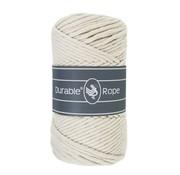 Durable Durable Macrame Rope 5mm 326 Kleur: Ivory