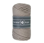 Durable Durable Macrame Rope 5mm 340 Kleur: Taupe