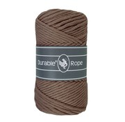 Durable Durable Macrame Rope 5mm 385 Kleur: Coffee