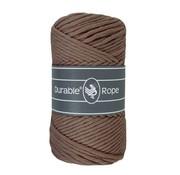 Durable Durable Macrame Rope 5mm 385 Kleur: Coffee