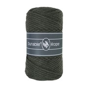 Durable Durable Macrame Rope 5mm 405 Kleur: Cypress