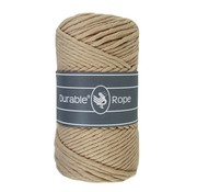 Durable Durable Macrame Rope 5mm 422 Kleur: Sesame