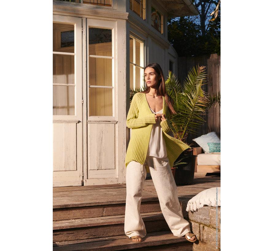 Breipakket - Vest - Allora Lana Grossa met Download patroon Journal-61-m39