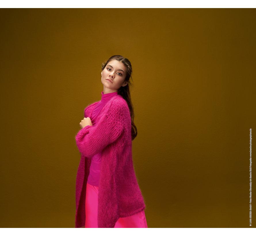 Breipakket - Vest - Brigitte No.2 en 3 Lana Grossa met Download patroon Journal-60-m31
