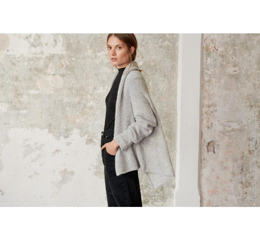 Breipakket - Vest - Brigitte No.2 Lana Grossa met Download patroon Journal-60-m11