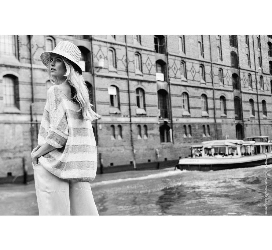 Breipakket - Trui - Ecopuno Lana Grossa met Download patroon Lookbook-10-m23