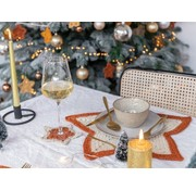 Durable Haakpatroon A Starry Christmas Placemat Download