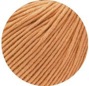 Lana Grossa MC Wool Cotton Mix 130 nr.172 Kleur: Abrikoos