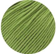 Lana Grossa MC Wool Cotton Mix 130 nr.174 Kleur: Erwt Groen