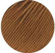 Lana Grossa MC Wool Cotton Mix 130 nr.176 Kleur: Kaneel Bruin