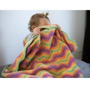 Durable Haakpatroon Ripple Blanket Download