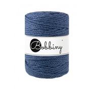 Bobbiny Bobbiny Macramé Triple Twist 5mm Jeans