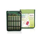 KnitPro KnitPro Bamboo Tunische  haaknaalden set 3,5 - 8,0mm