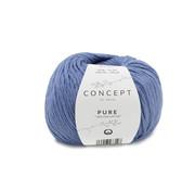 Katia Katia Pure 82 Kleur: Blauw