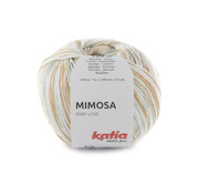 Katia Katia Mimosa 303 Kleur: Kaki-Honinggeel-Blauw