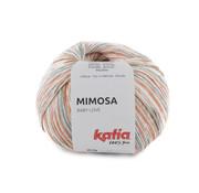 Katia Katia Mimosa 300 Kleur: Oranje-Koraal-Waterblauw