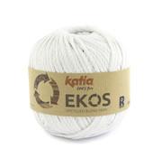 Katia Katia Ekos 100 Kleur: Wit