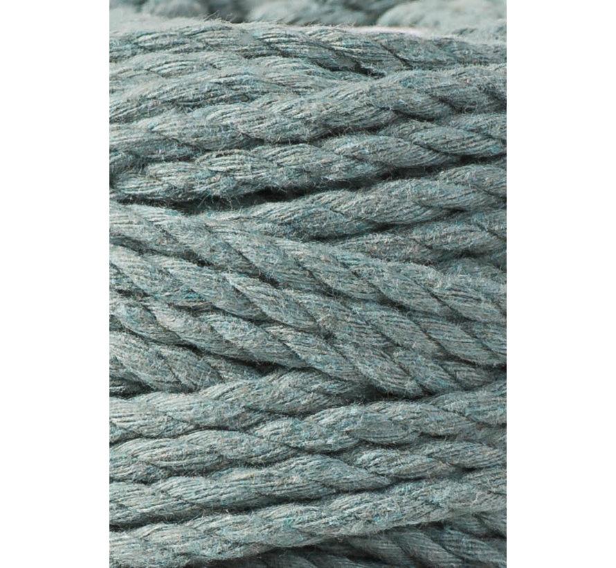 Bobbiny Macramé Triple Twist 5mm Laurel