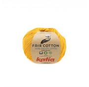 Katia Katia Fair Cotton 37 Kleur: Mosterdgeel