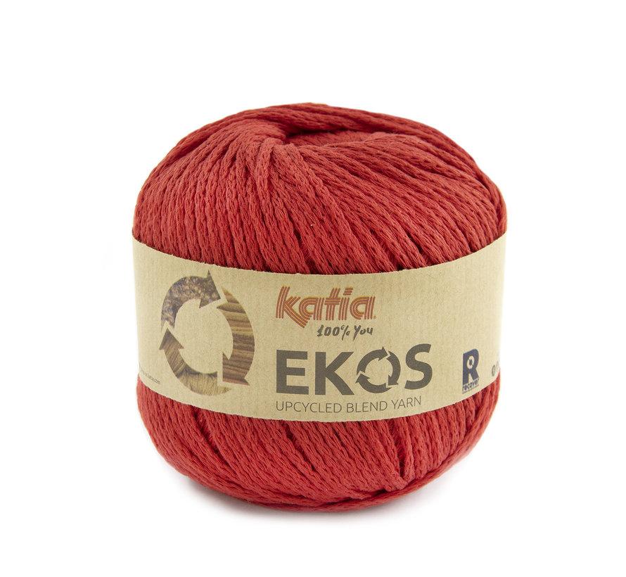 Katia Ekos 114 Kleur: Rood