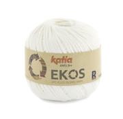 Katia Katia Ekos 107 Kleur: Ecru
