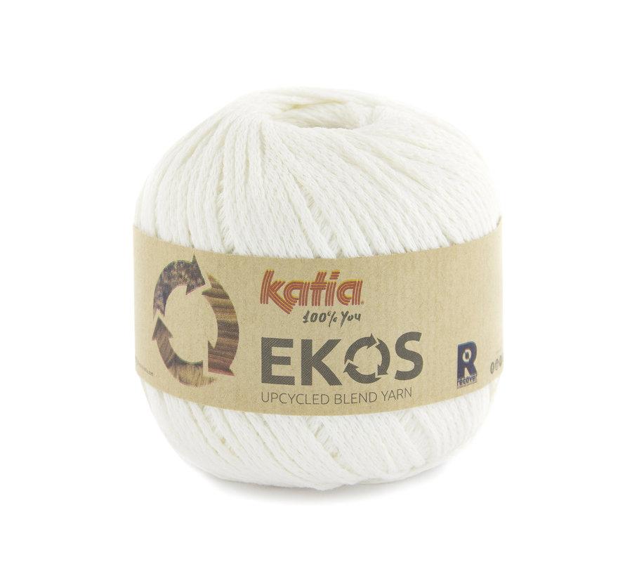 Katia Ekos 107 Kleur: Ecru