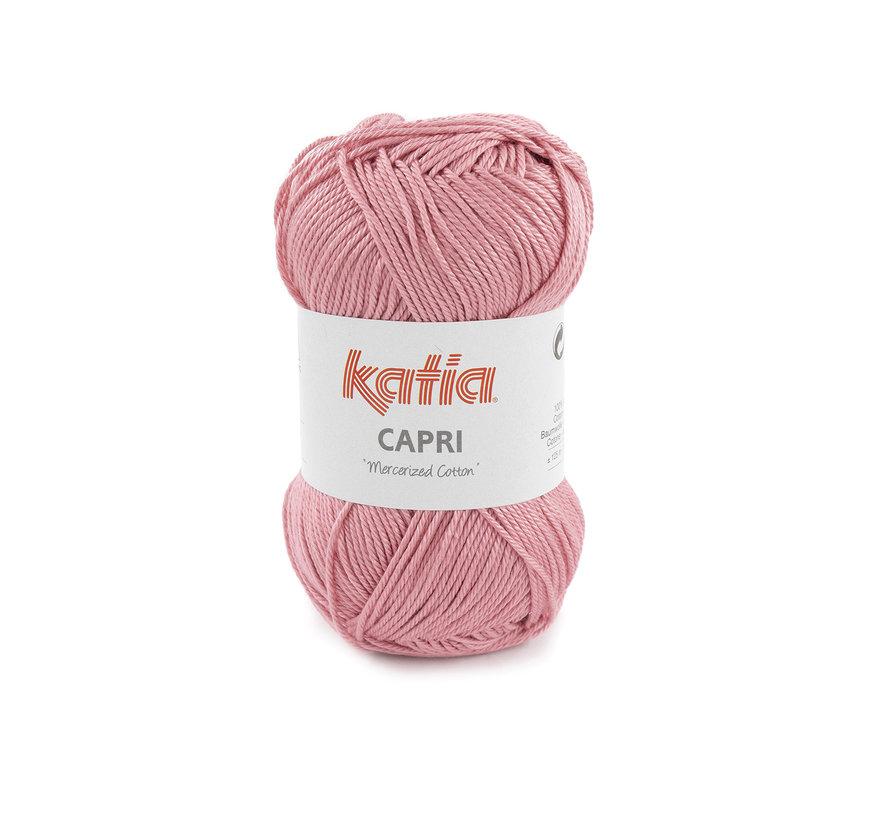 Katia Capri 82183 Kleur: Zalmrood