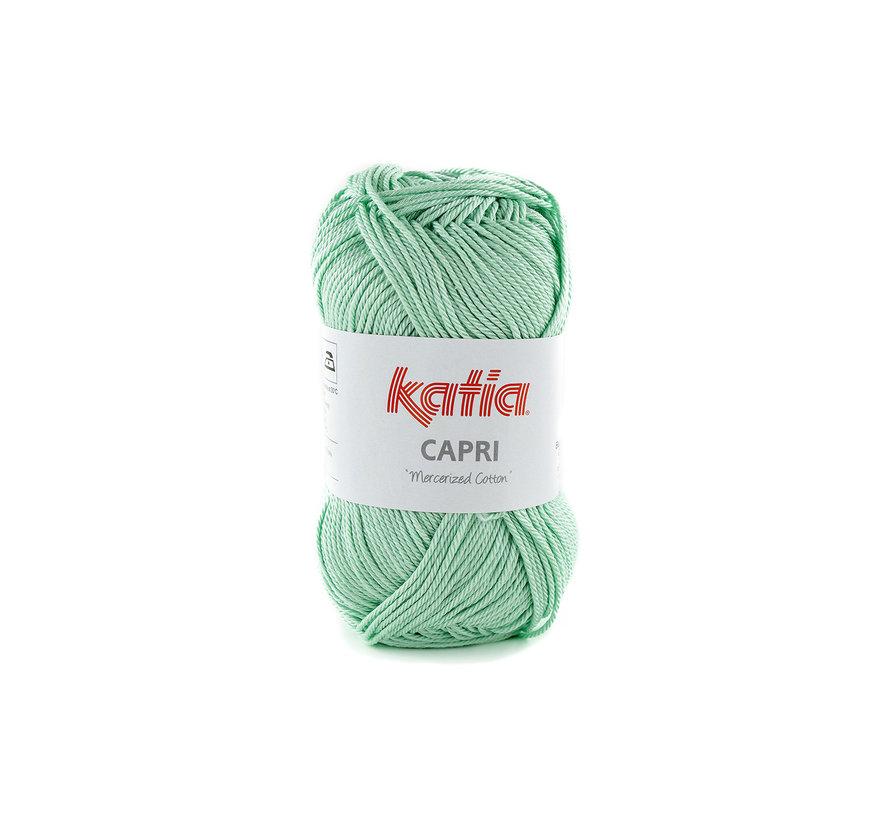 Katia Capri 82174 Kleur: Witgroen