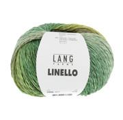 Lang Yarns Linello 017 Kleur:  Groen